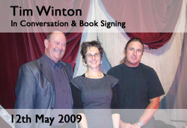 TIM WINTON